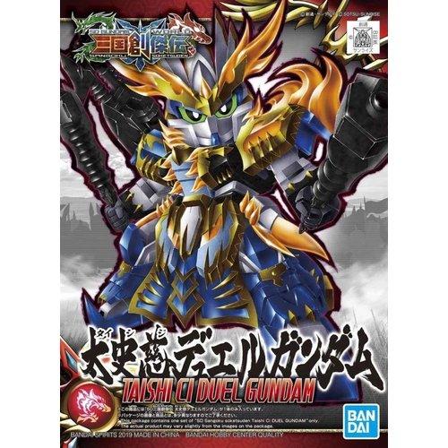Bandai Gundam SD Sangoku Soketsuden Taishi Ci Duel Gundam Model Kit 19