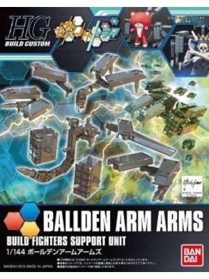 Bandai Gundam HGBC Ballden Arm Arms BF Support Unit Model Kit 022