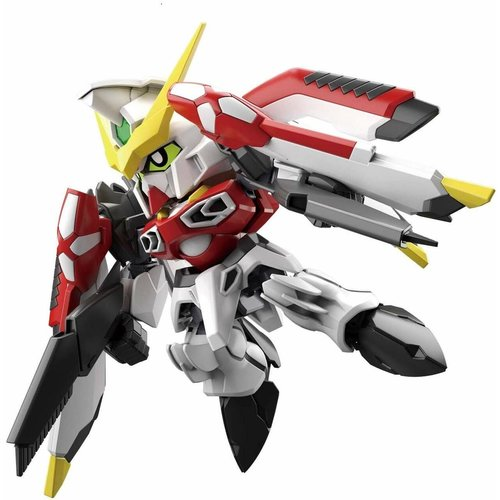 Bandai Gundam SD Cross Silhouette Phoenix Gundam Model Kit 17