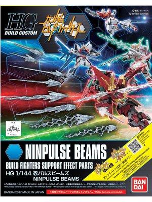 Gundam HGBF 1/144 ACC Ninpulse Beams Effect Parts 029