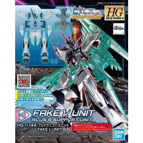 Bandai Gundam HGBD:R 1/144 Fake v Unit Alus's Support Unit Model Kit 029
