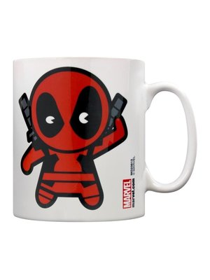 Marvel Kawaii Deadpool Mug 315ml
