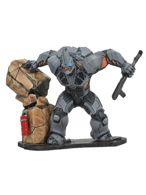 Marvel Gameverse Gallery Spider-Man Rhino 9inch Deluxe PVC Statue