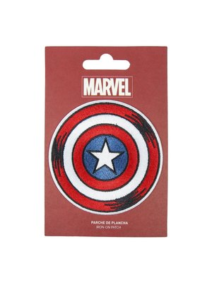 Marvel Captain America Iron On Patch