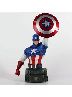 Marvel Captain America 1/6 Scale Bust