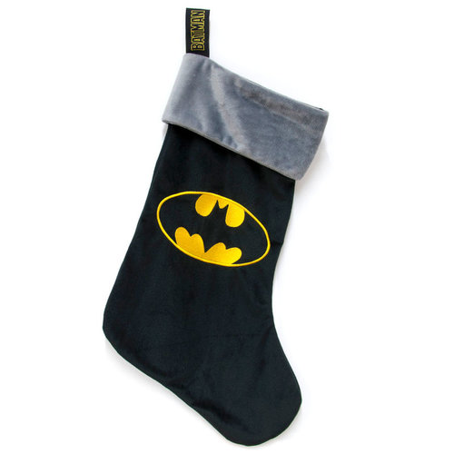 DC Comics Batman Christmas Stocking 47x30 cm