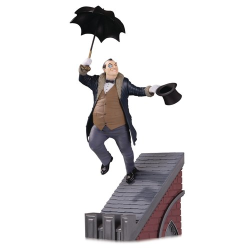 DC Comics Batman Rogues Gallery The Penguin Multi Part Statue
