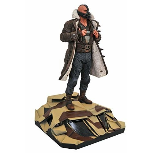 DC Comics Batman Dark Knight Rises Bane Figure 28cm Gallery Diorama