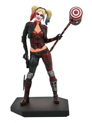 DC Comics Gallery Injustice 2 Harley Quinn PVC Statue 1:8