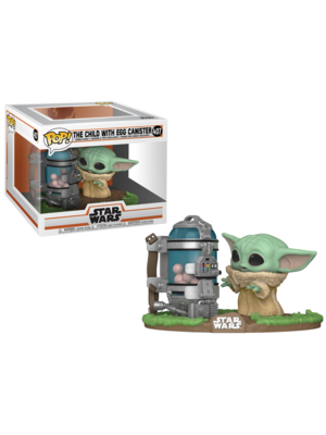Funko Funko POP! Star Wars 407 The Child With Egg Canister