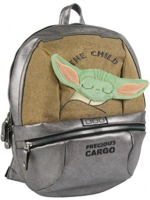 Star Wars The Mandalorian The Child Backpack 30x35x15cm