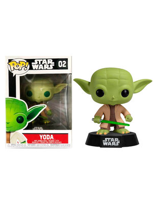 Funko Funko POP! Star Wars 02 Yoda