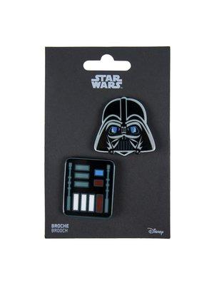 Star Wars Darth Vader Brooches (set of 2)
