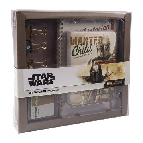 Star Wars The Mandalorian Stationery Set