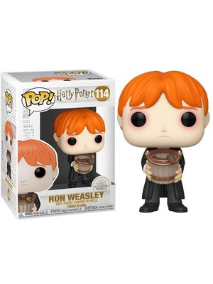 Funko POP! Harry Potter 114 Ron Weasley Puking Slugs with Bucket