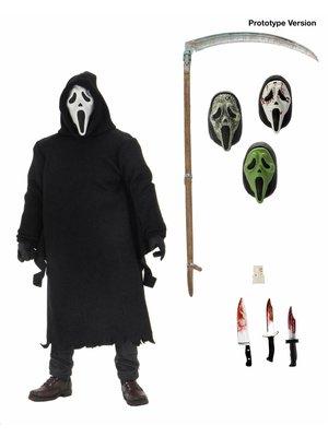 NECA Scream Ultimate Ghostface 7inch Action Figure NECA