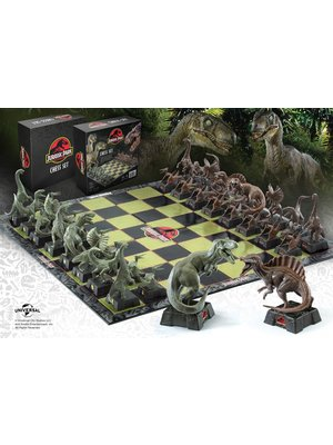 The Noble Collection Jurassic Park Chess Board Game Noble Collection