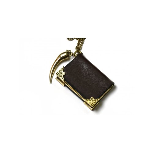 Harry Potter Tom Riddle's Diary Necklace
