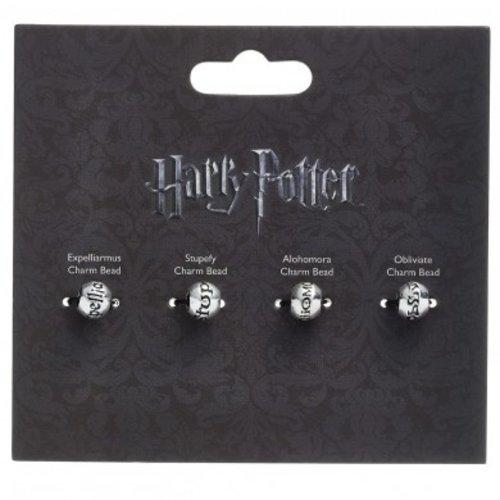 Harry Potter Spell Bead Charm Set