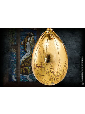 The Noble Collection Harry Potter Golden Egg Prop Replica 23 cm Noble Collection