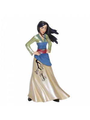 Disney Showcase Collection Mulan Coutue de Force Figurine
