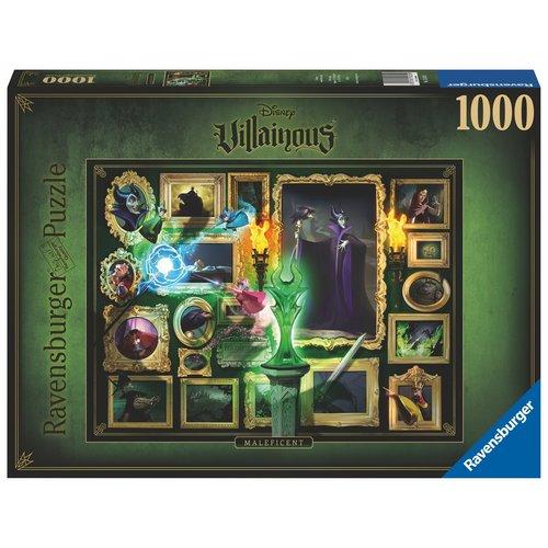 Disney Villainous Puzzle 1000pcs 70x50cm Ravensburger