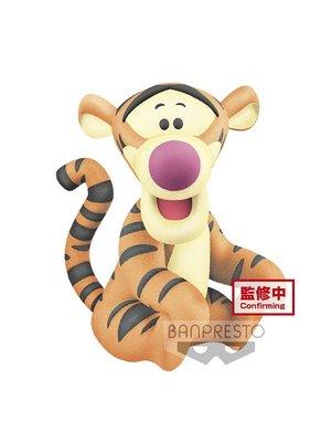 Banpresto Disney Tigger Figure Fluffy Puffy 10cm