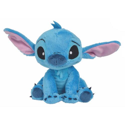 Disney Lilo & Stitch Sitting Stitch Pluche 25cm