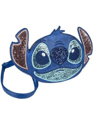 Disney Stitch Face Shoulder Bag 18cm