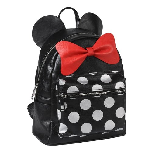 Disney Minnie Mouse Backpack Red Bow 25cm
