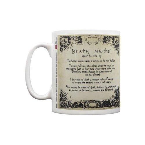 Death Note Rules Mug 315ml