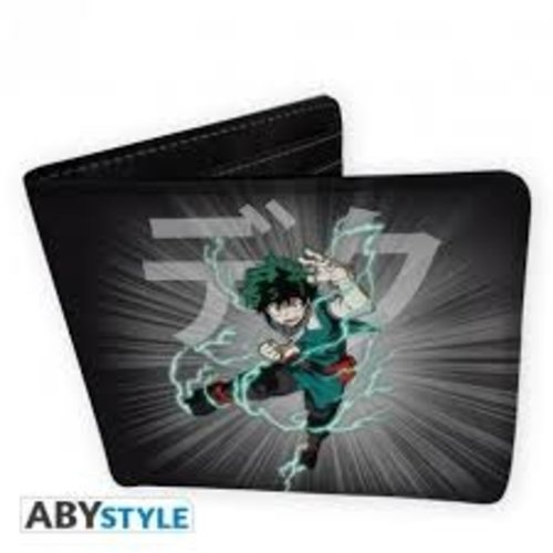 My Hero Academia Izuku & Bakugo Vinyl Wallet