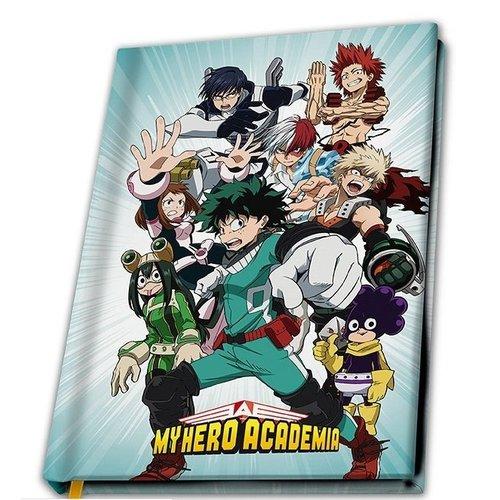 My Hero Academia Heroes Notebook A5
