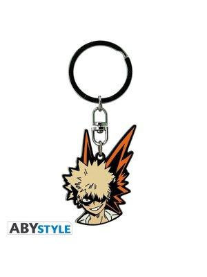 My Hero Academia Bakugo Metal Keychain