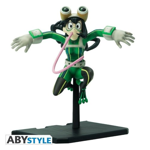 My Hero Academia Tsuyu Asui 07 Super Figure Collection 17cm