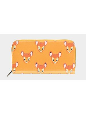 Disney Bambi Zip Around Wallet
