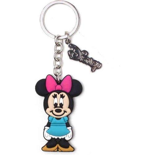 Disney Minnie Mouse Rubber Keychain