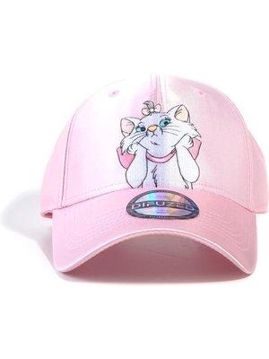 Disney Marie Satin Nylon Curved Cap