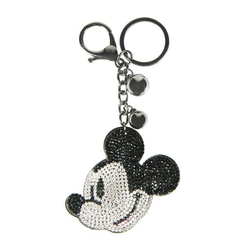 Disney Mickey Mouse Strass 3D Keychain