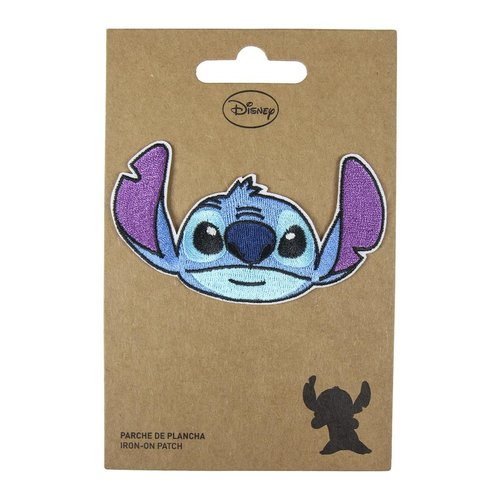 Disney Lilo & Stitch Iron On Patch Stitch