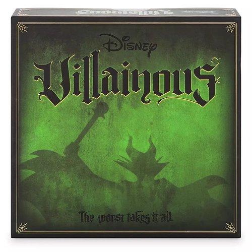 Disney Villainous Boardgame The Worst Takes It All