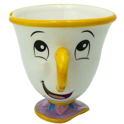 Disney Beauty and the Beast Chip 3D Mug