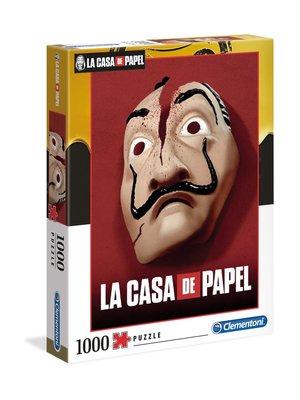 La Casa De Papel Mask Puzzle 1000pcs