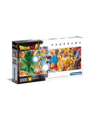 Dragon Ball Super Panorama Characters Puzzle 1000pcs 98x33cm