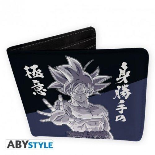 Dragon Ball Super Goku Ultra Instinct Vinyl Wallet