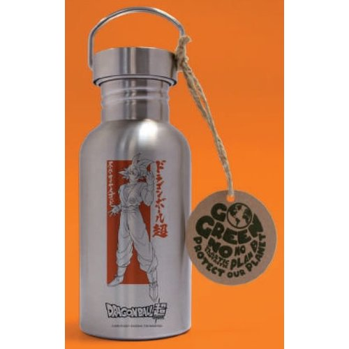 Dragon Ball Super Goku Aluminium Drink Bottle 500ml