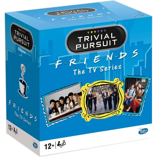 Friends TV Series Trivial Pursuit Nederlandstalig Hasbro Gaming