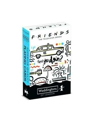 Friends TV Series Playing Cards