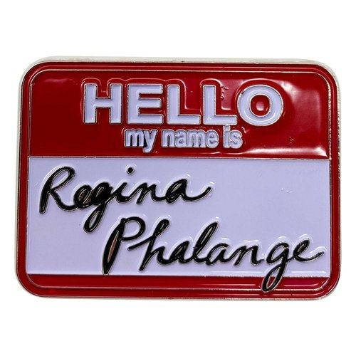 Friends Regina Phalange Pin Limited Edition