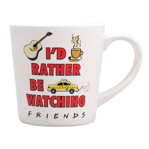 Friends Mug I'd Rather Be Watching